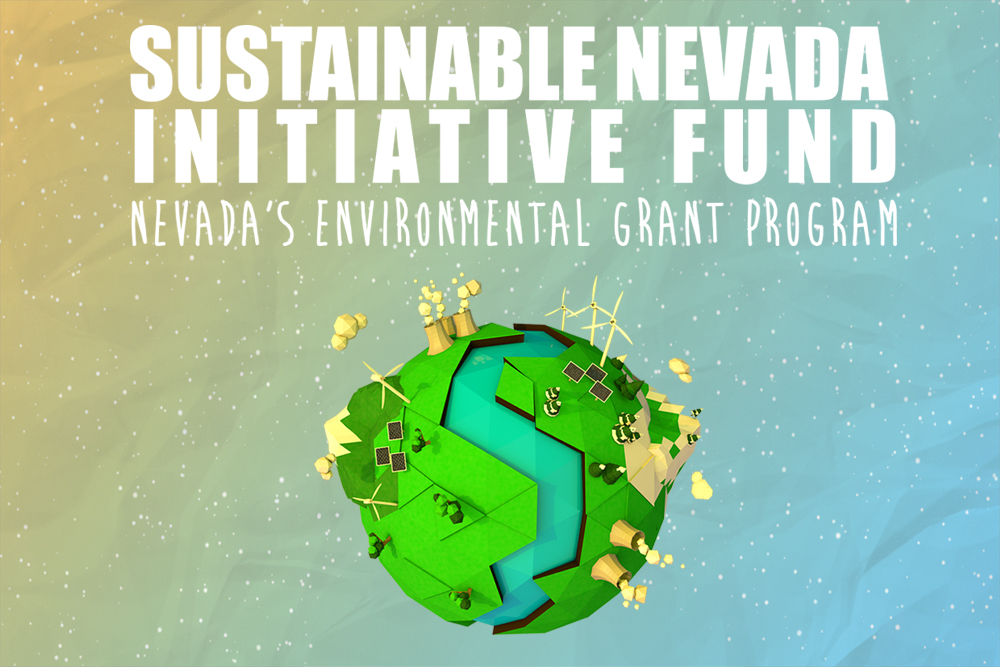 Sustainable Nevada Initiative Fund Logo