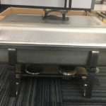 Silver Food Chafer