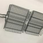 2 silver Basket Broilers