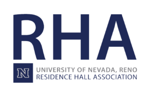 Residence Hall Association (RHA) logo