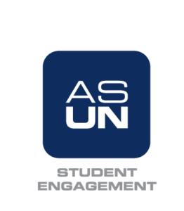 ASUN Student Engagement logo