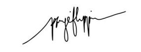 Signature of Paige I. Flippin